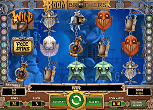 Boom Brothers - Spela Video Slots Online
