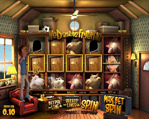 Ned and his Friends Online Slots for Real Money-Rizk Casino